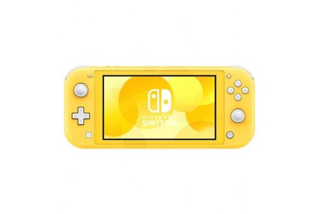 Consola Switch Lite Yellow 3