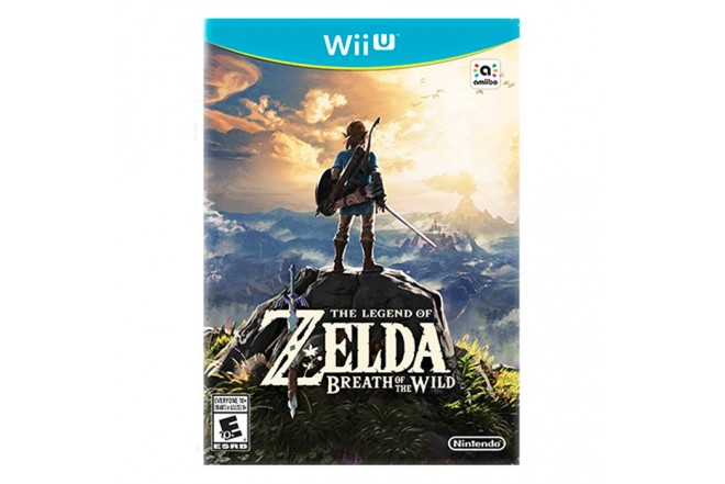 Vidioguego Wii U The Legend of Zelda