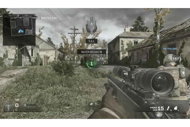 Videojuego XBOX ONE Call Of Duty Modern Warfare Remastered