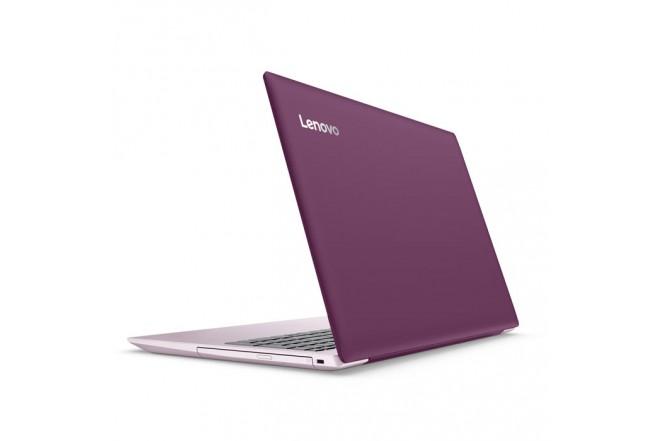 "Portátil LENOVO - 320 - Intel Core I3-6006U - 15.6"" Pulgadas - Disco Duro 2TB - Morado"