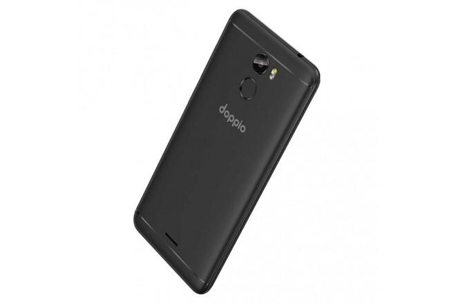 Celular Libre DOPPIO Fortune DS Negro 4G