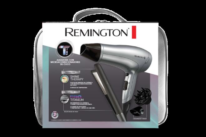 Combo Titanium Remington S4A500-D3019-F1