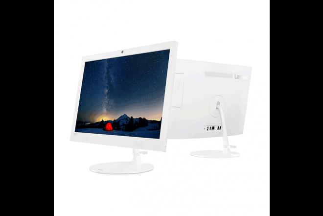 "PC All in One LENOVO  330  AMD A6  19.5"" Pulgadas  Disco Duro 500Gb  Blanco 4"