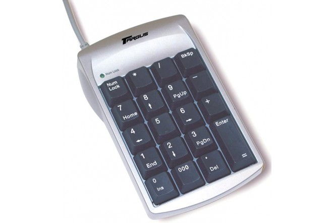 Miniteclado Numérico USB TARGUS