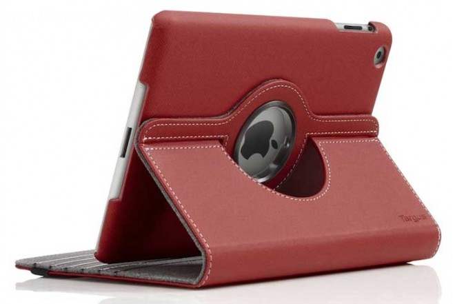 Estuche TARGUS para Ipad Mini Rojo