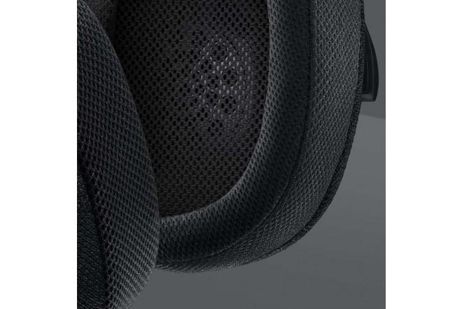 Audifonos Logitech Alambrico Gaming G433 Negro