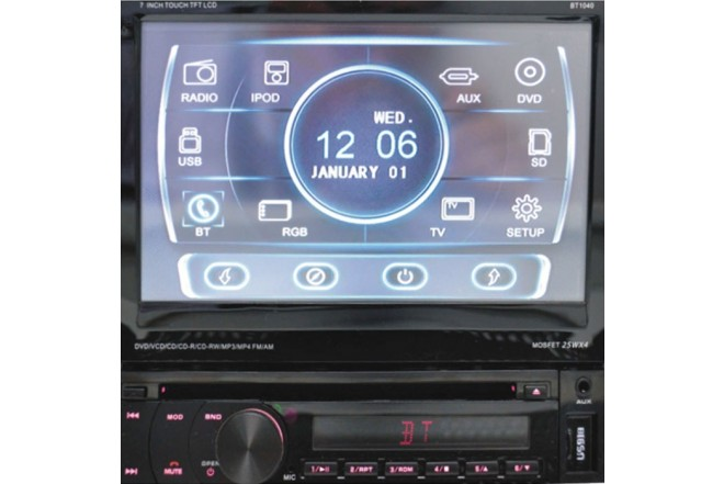 Radio Auto BETTER Bluetooth 1040