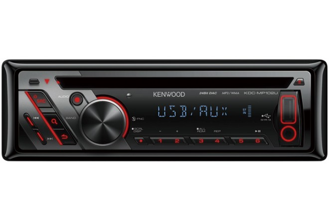 Radio Auto KENWOOD EKWDKDC-MP102U