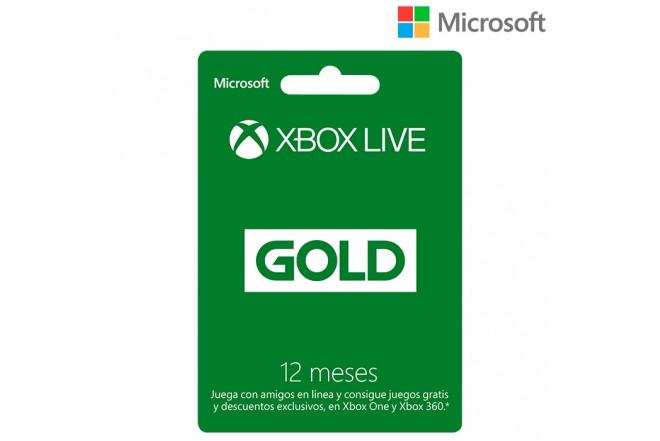 Tarjeta XBOX LIVE 12 meses Halo 5 + Tarjeta Premium metalica + Emblemas de Interfaz