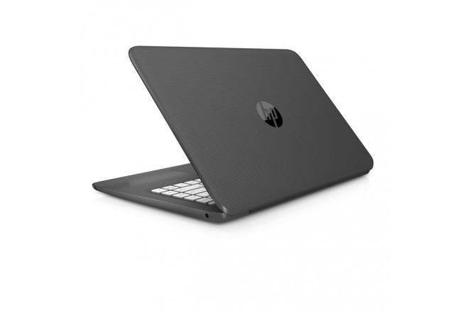 "Portátil HP - 14-AX026LA - Intel Celeron N3060 - 14"" Pulgadas - Disco Duro 32GB - Gris"