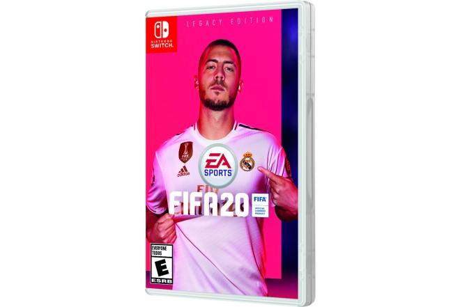 Juego Switch Fifa 20 Rola 4