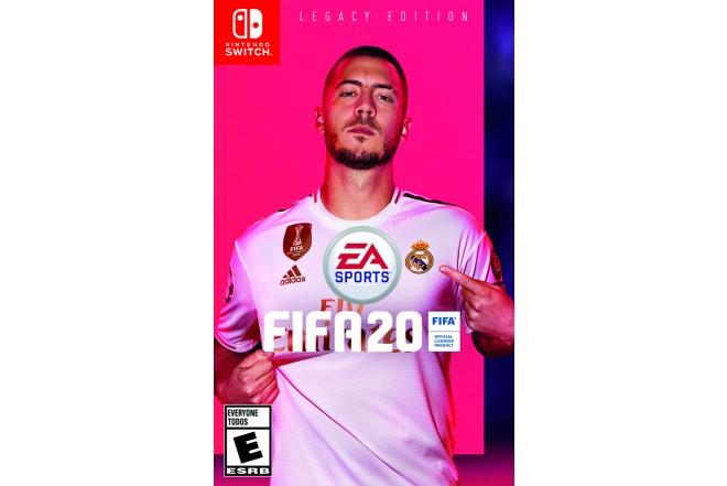 Juego Switch Fifa 20 Rola 3