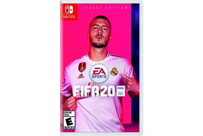 Juego Switch Fifa 20 Rola 1