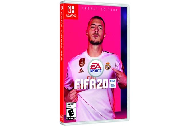 Juego Switch Fifa 20 Rola 2