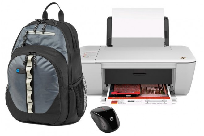 Multifuncional HP 1515LA + Morral + Mouse