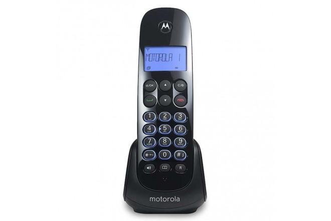Teléfono Inalámbrico MOTOROLA M750 CA Negro