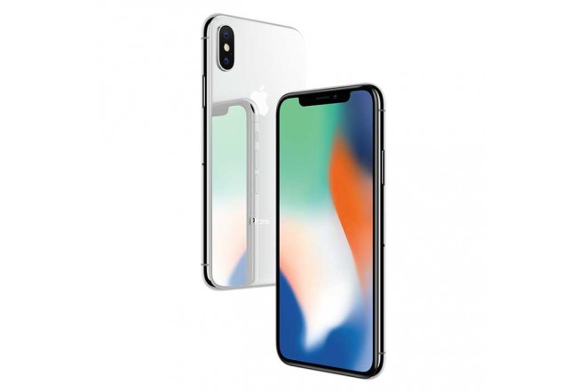 iPhone X 64GB SS Plateado