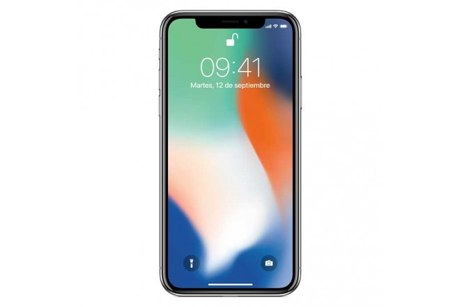 iPhone X 64GB SS Plateado