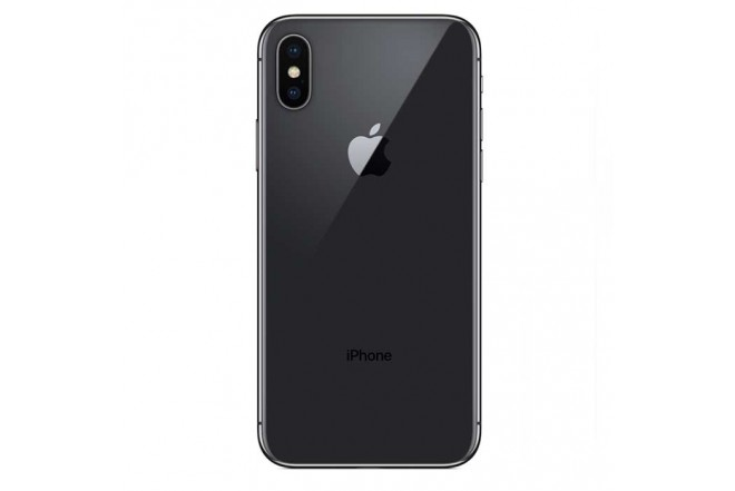 iPhone X 256GB SS Gris