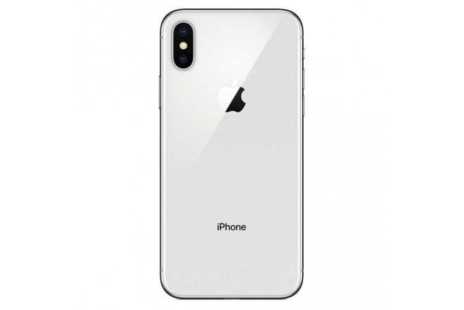 iPhone X 256GB SS Plateado