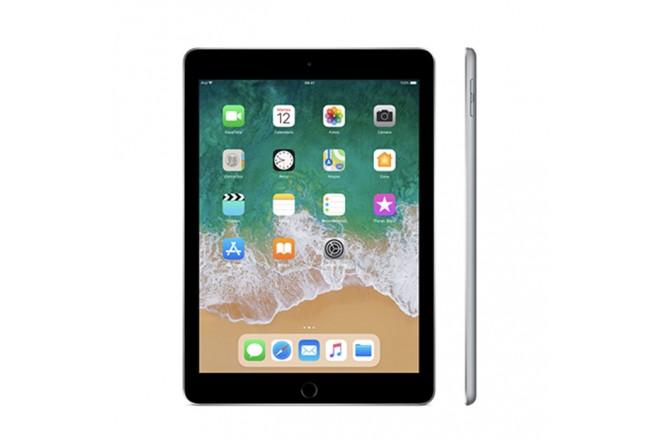 """iPad 9.7""""  WiFi  128GB Gris 6ta generación"""