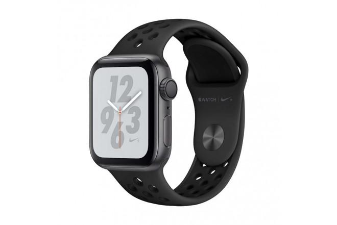 Reloj APPLE WATCH Nike S4 GPS 40MM Gris - Negro