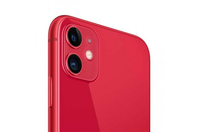 iPhone 11 128GB en rojo4