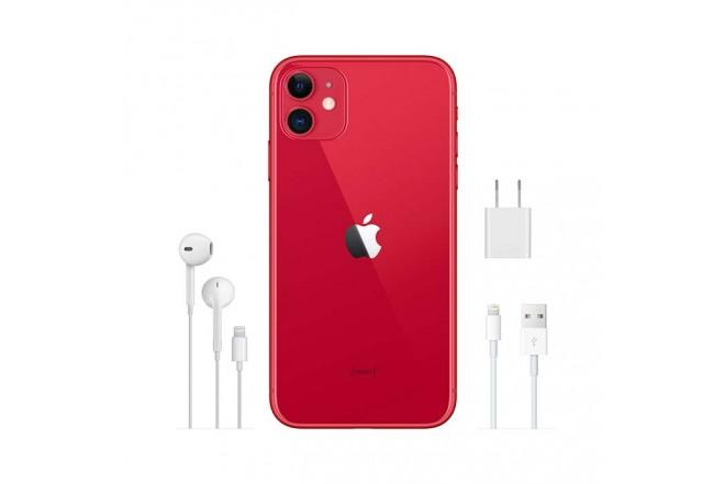iPhone 11 128GB en rojo7