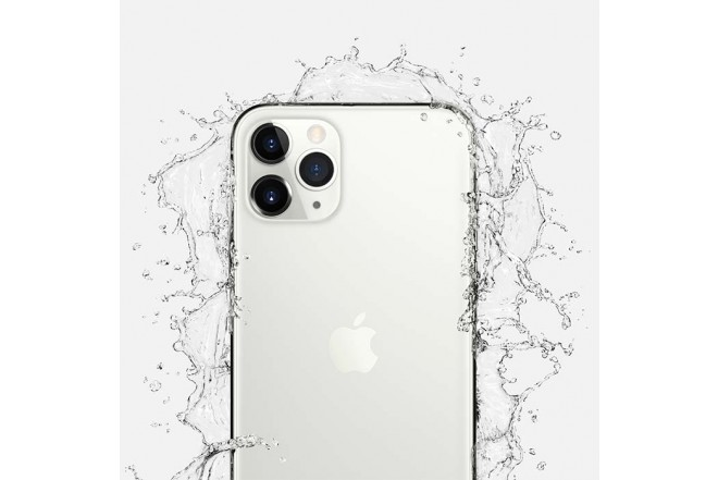iPhone 11 Pro Max 64GB Plata4