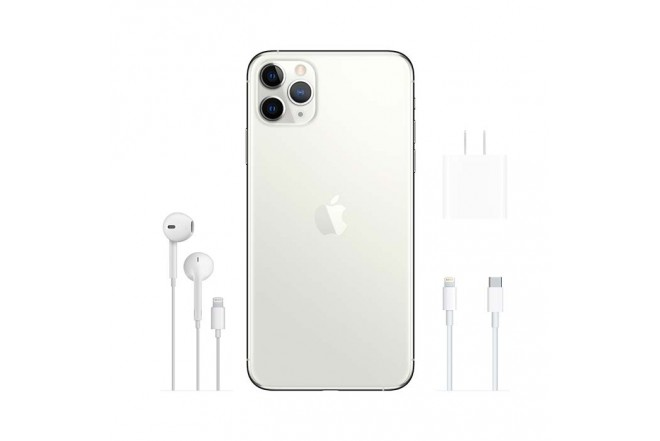 iPhone 11 Pro Max 64GB Plata6