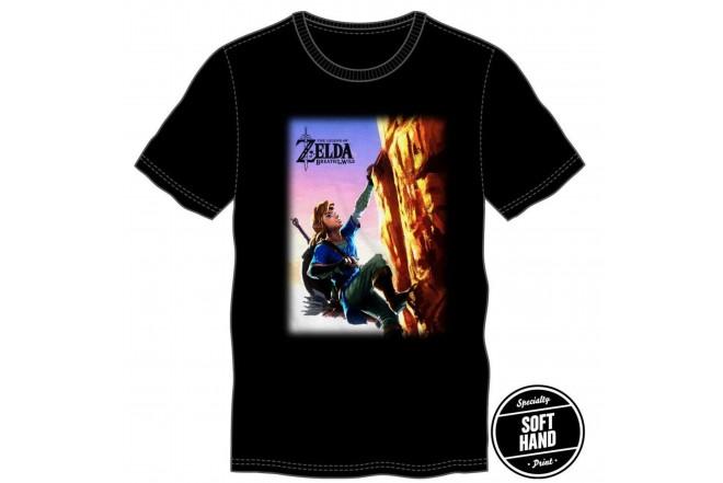 Camiseta ZELDA Link Mount Talla M