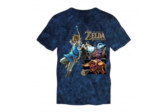 Camiseta ZELDA Link Monst Talla M