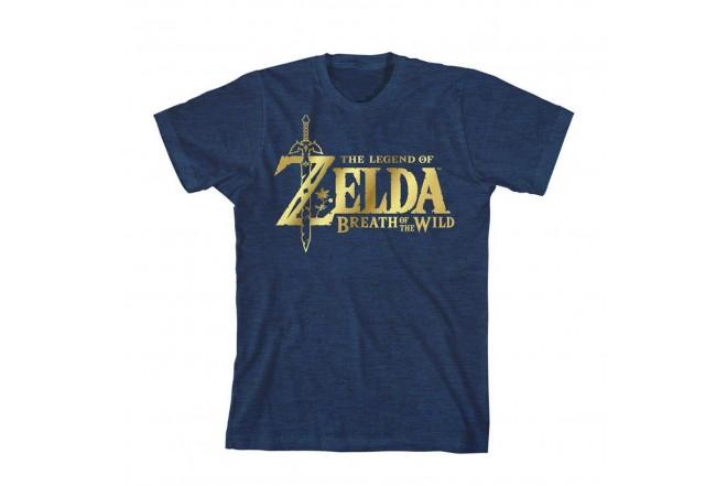 Camiseta ZELDA Youth Azul Talla L