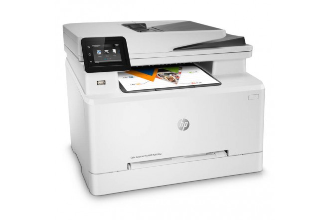 Multifuncional Laser Color HP M281fdw