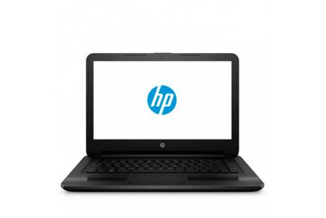 """Portátil HP AN010 A4 14"""" Negro"""