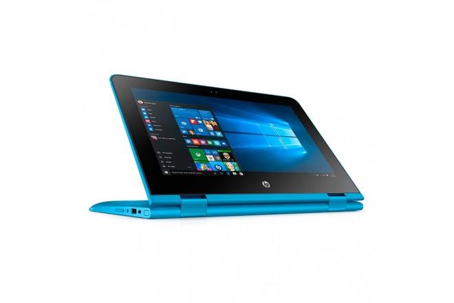 """Convertible 2 en 1 HP AA001 Celeron 11"""" Azul"""
