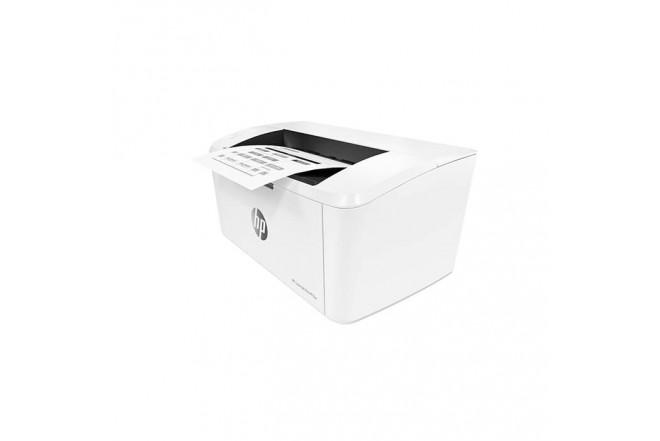 Impresora Laser HP M15w Blanco5
