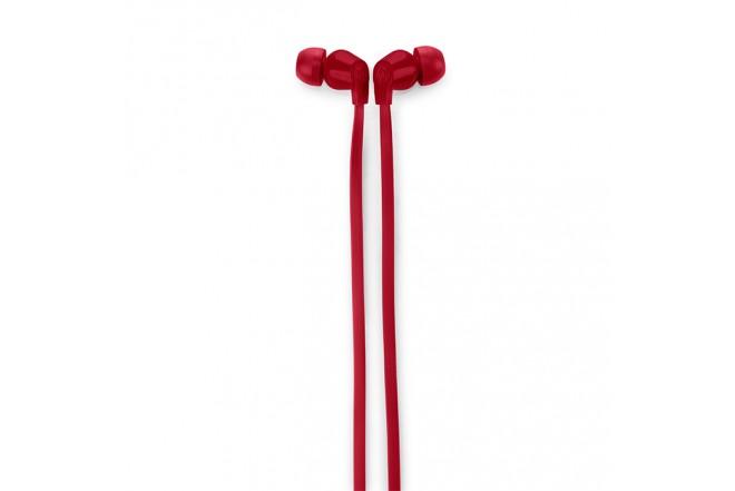 Audífonos HP InEar alámbrico 100 Rojo