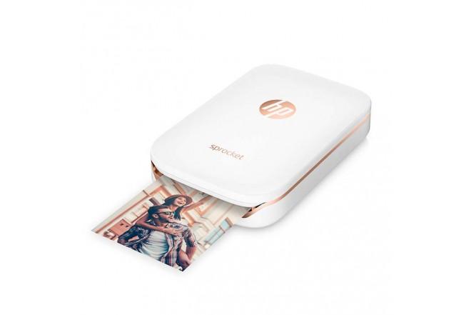 Impresora HP Sprocket Blanca