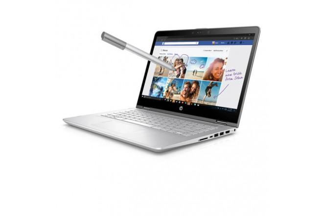"Convertible 2 en 1 HP - BA006la - Intel Core i7 - 14"" Pulgadas - Disco Duro 1Tb - Gris"