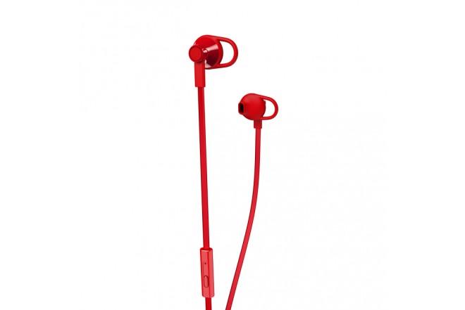 Audífonos HP InEar alámbrico ML150 Rojo
