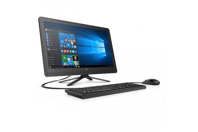"""PC All in One HP - 24-G218 - Intel Core i3 - 23.8"""" Pulgadas - Disco Duro 1Tb - Negro"""