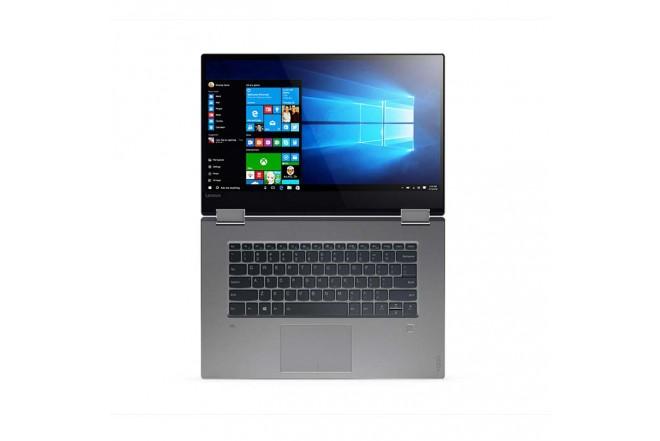 """Convertible 2 en 1 LENOVO - YOGA720 - Intel Core i7 - 15.6"""" Pulgadas - Disco Duro 512Gb - Gris"""