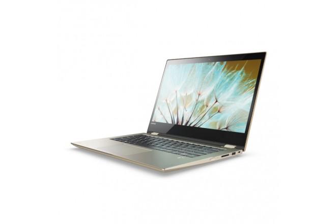 """Convertible 2 en 1 LENOVO Yoga Intel Core i5 14"""" Disco Duro 1TB Dorado"""