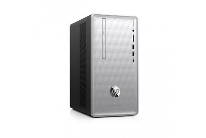 "Computador de Escritorio HP - 590- p000bla - Intel Core i5 - 22"" Pulgadas - Disco Duro 1Tb - Plata2"