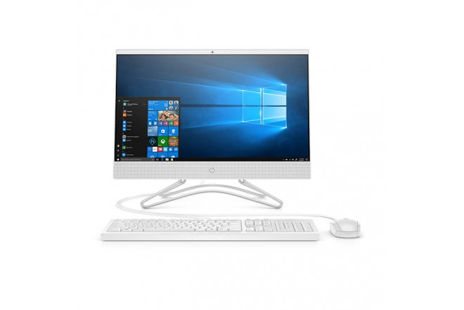 "PC All in One HP - 22-c020la - Intel Core i5 - 21.5"" Pulgadas - Disco Duro 1Tb - Blanco4"