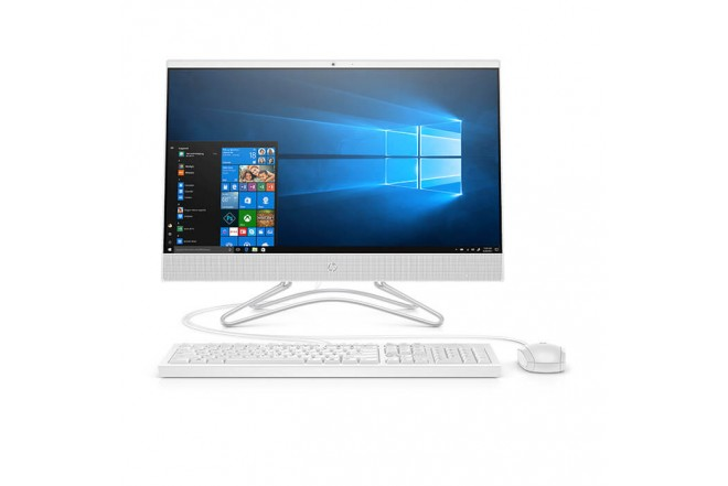 "PC All in One HP - 24-f007la - Intel Pentium - 23.8"" Pulgadas - Disco Duro 1Tb - Blanco1"