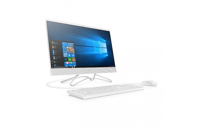 "PC All in One HP - 24-f007la - Intel Pentium - 23.8"" Pulgadas - Disco Duro 1Tb - Blanco3"