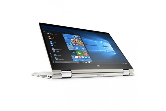"Convertible 2 en 1 HP - 14-cd0003la - Intel Core i3 - 14"" Pulgadas - Disco Duro 500GB - Plata3"