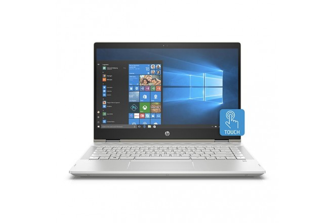 "Convertible 2 en 1 HP - 14-cd0003la - Intel Core i3 - 14"" Pulgadas - Disco Duro 500GB - Plata2"